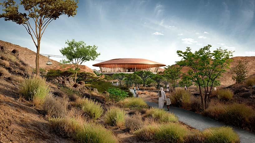 Парк для сохранения ботанического разнообразия Омана
