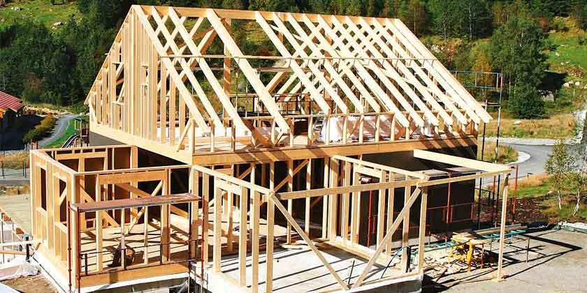 Строительство каркасных домов под ключ. Проекты «Домострой53»