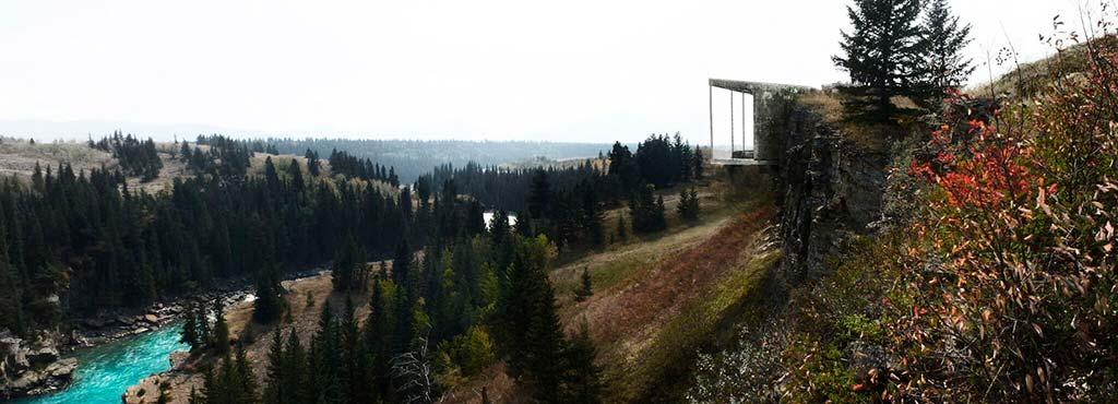 Идеальный дом отшельника в отвесной скале Maralah