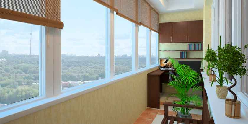 Евроремонт балкона – теплое остекление и другие способы теплоизоляции