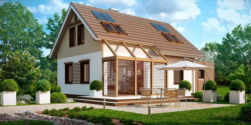 Преимущества каркасных домов над домами из бруса
