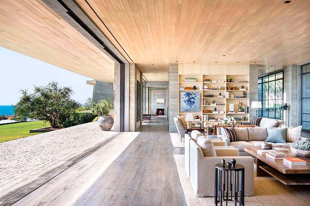 Самый дорогой дом в Малибу у океана