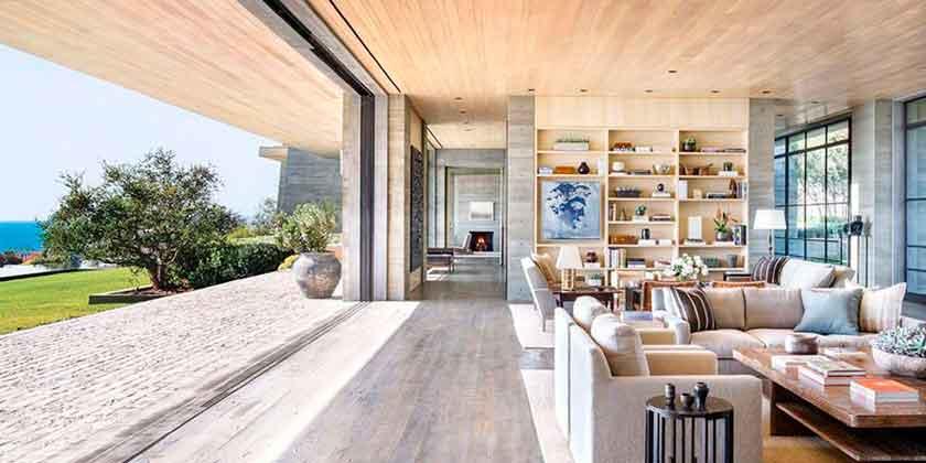 Самый дорогой дом в Малибу у океана продан за $120 млн