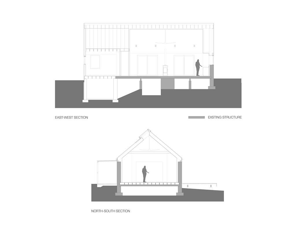 Каменный дом с подвалом. Проект от TAKATINA LLC