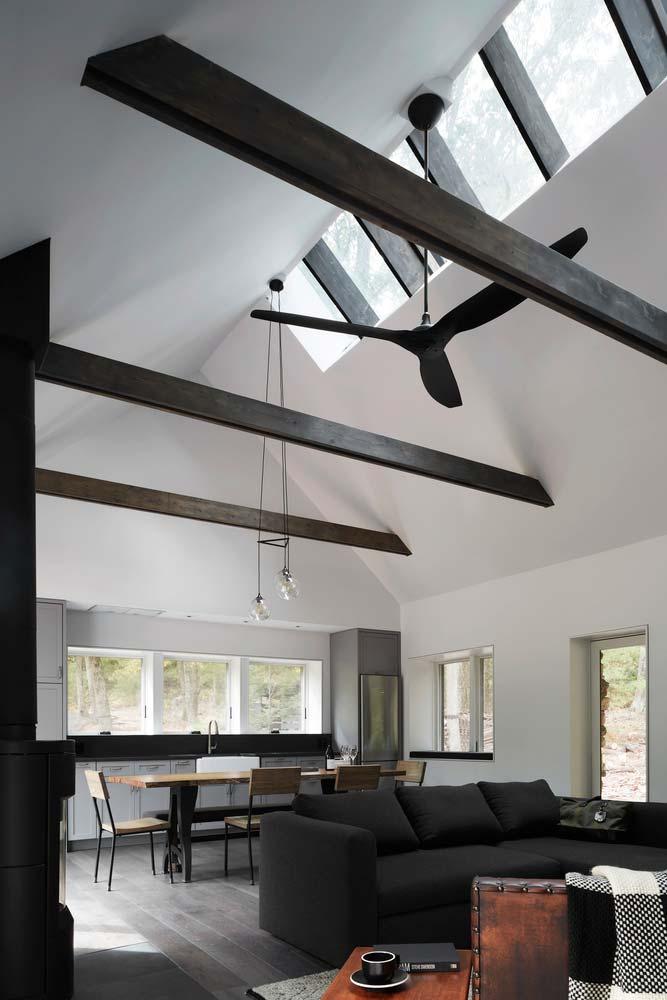 Интерьер каменного дома от TAKATINA LLC