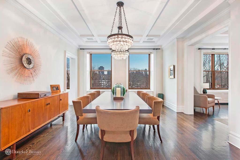 Квартира Брюса Уиллиса на Манхэттене