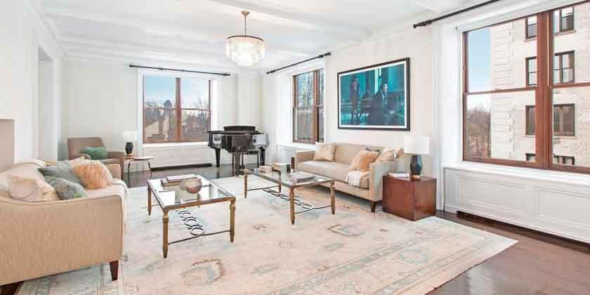 Брюс Уиллис продаёт квартиру в центре Нью-Йорка