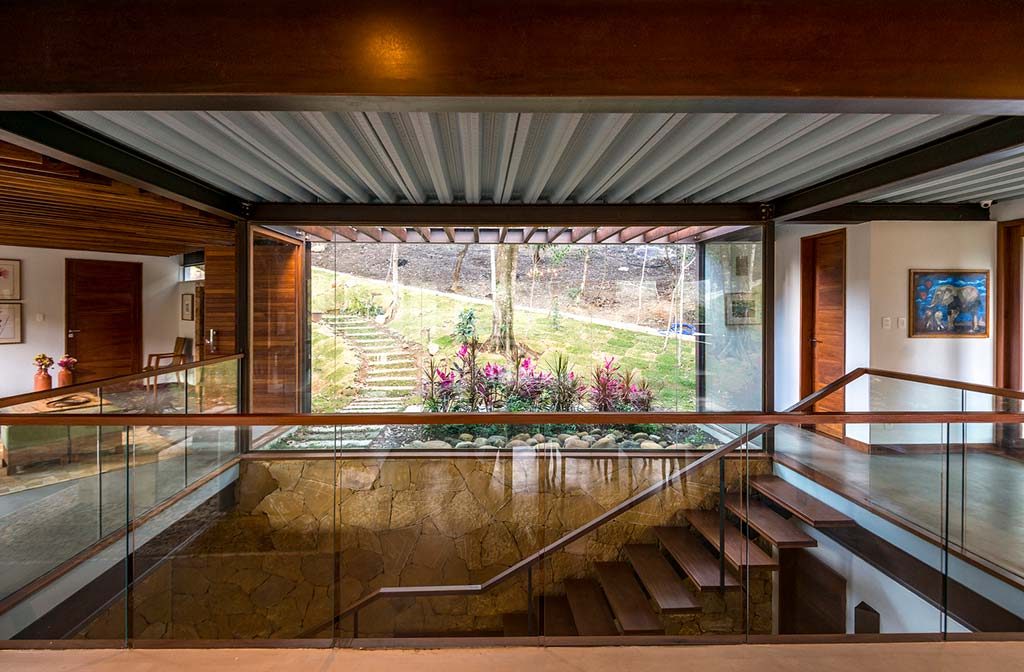 Стекло в дизайне интерьера от G Arquitetura e Urbanismo
