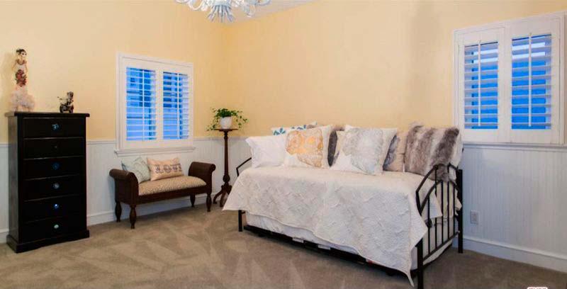Классический дизайн интерьера дома в Лос-Анджелесе