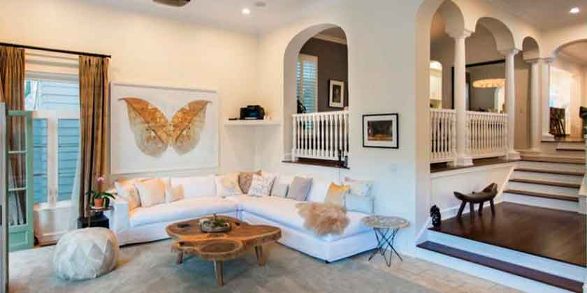 Актриса Кэти Сакхофф продала дом в Лос-Анджелесе за $2,7 млн