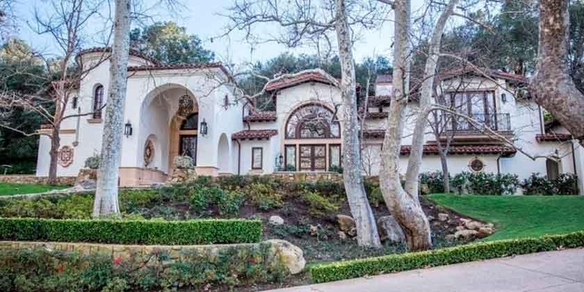 Луи Томлинсон из One Direction продал дом в Калабасасе