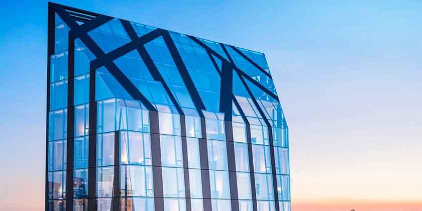 Рафаэль Виньоли построит небоскреб кристалл на Манхэттене