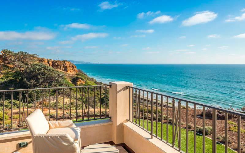 Дом с видом на океан в Сан-Диего