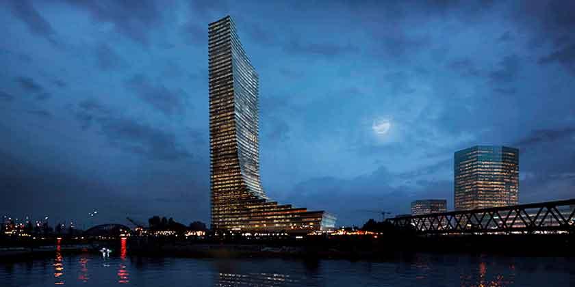 Дэвид Чипперфилд построит самый высокий небоскреб в Гамбурге