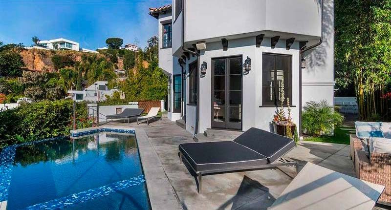 Дом Майка Майерса в Голливуде