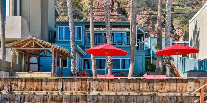 Актёр Эдвард Нортон продаёт пляжный дом в Голливуде