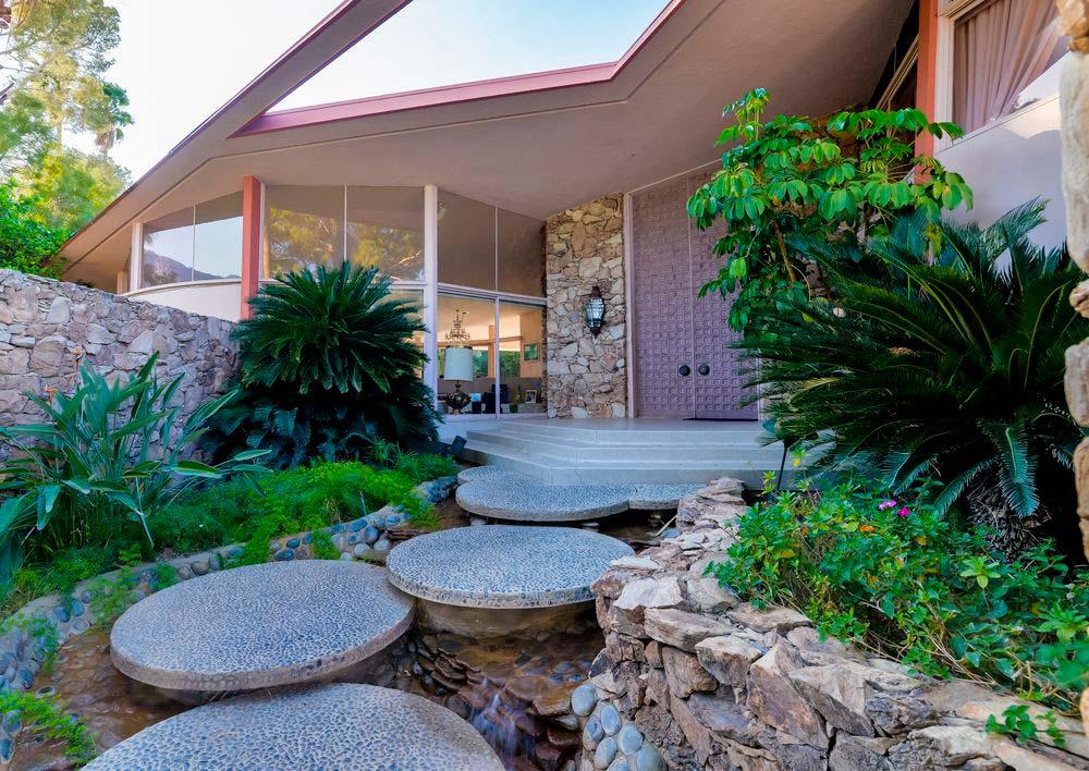 Дом с пятью спальнями в Калифорнии. Проект Уильям Кризел