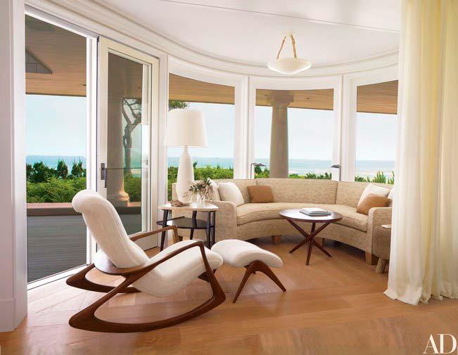 Дом с красивым видом на океан
