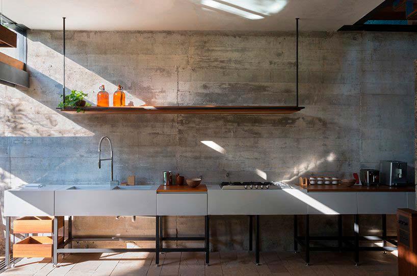 Дизайн интерьера каменного дома