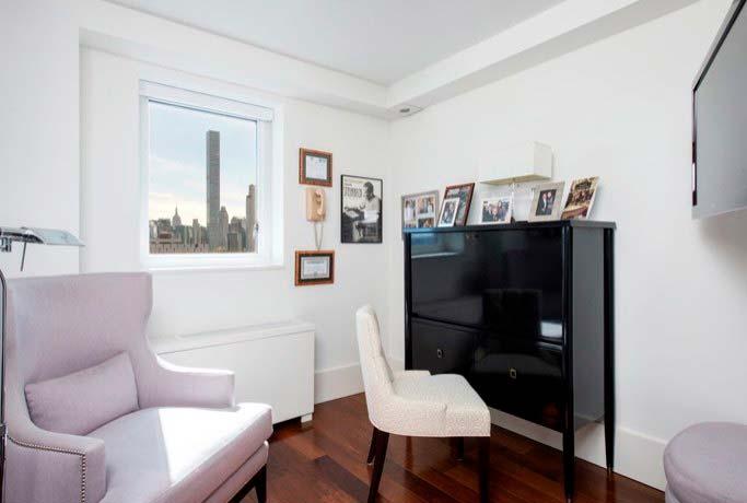 Квартира на 34-ом этаже в Нью-Йорке