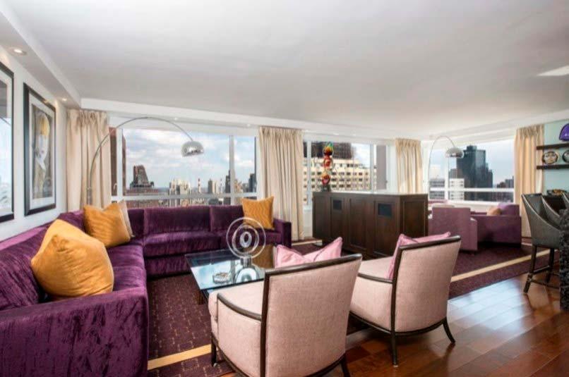 Квартира писателя Джона Стейнбека в Нью-Йорке