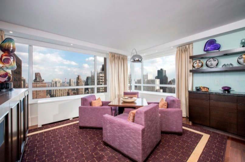 Квартира Джона Стейнбека с 6 спальнями на Манхэттене
