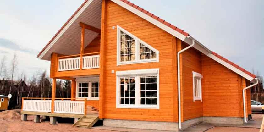 Проекты каркасных домов: особенности строительства