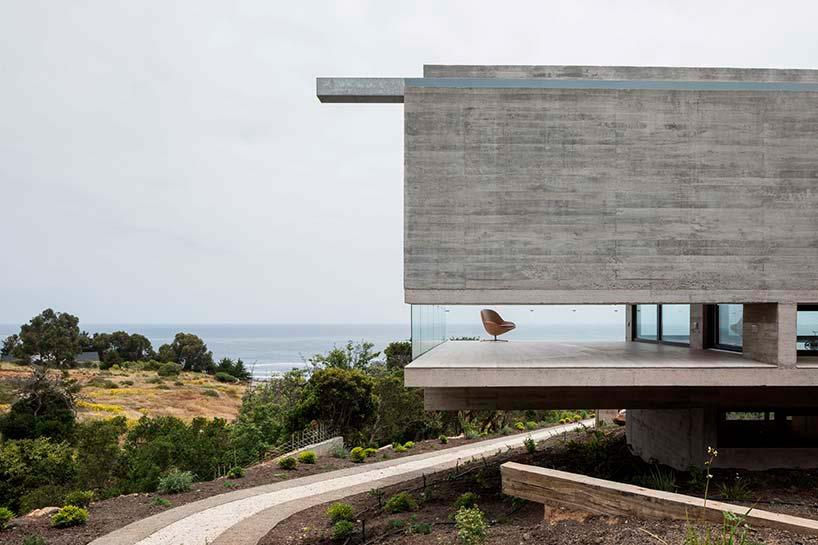 Вилла Casa H в Чили. Проект Felipe Assadi Arquitectos