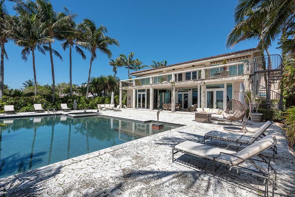 Дом Энрике Иглесиаса во Флориде