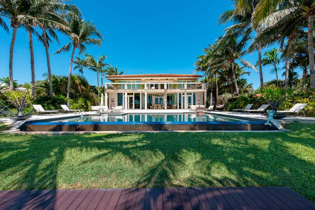 Дом в средиземноморском стиле Энрике Иглесиаса