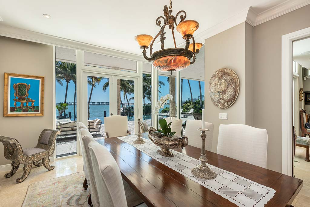 Фото дома Энрике Иглесиаса во Флориде