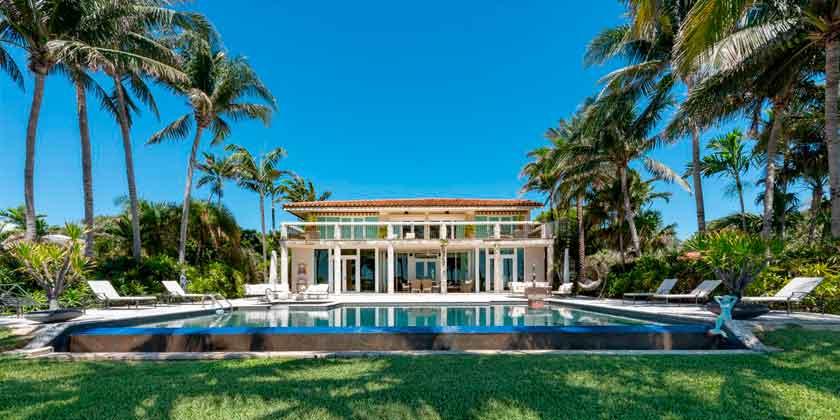 Дом Энрике Иглесиаса во Флориде продается | фото и цена