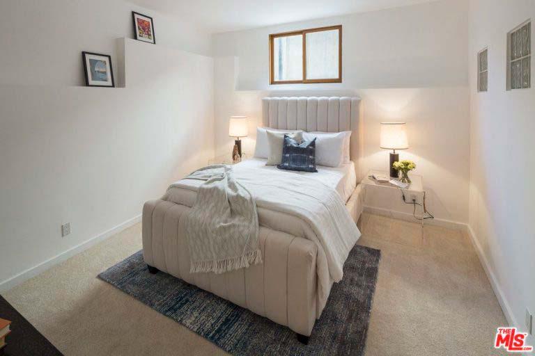 Спальня в доме Тайры Бэнкс