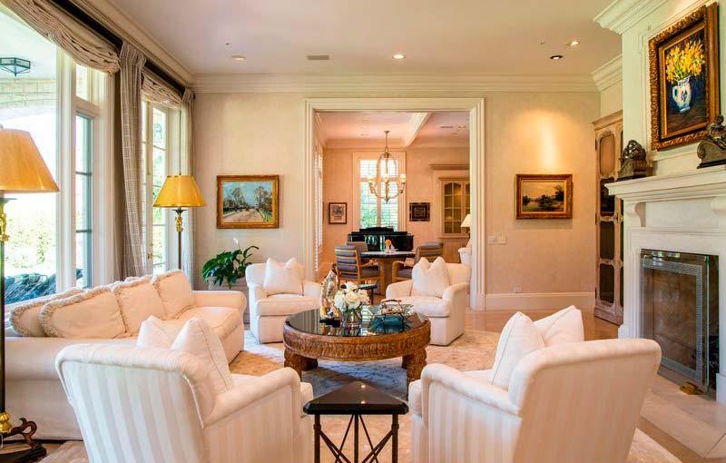 Дизайн интерьера гигантского дома