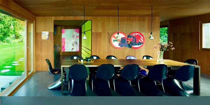 Casa 26 - дом и произведение искусства 2-в-1 | фото