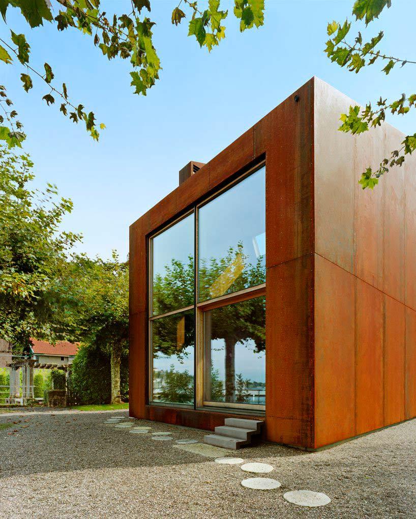 Casa 26 - дом на берегу Женевского озера за €5,5 млн