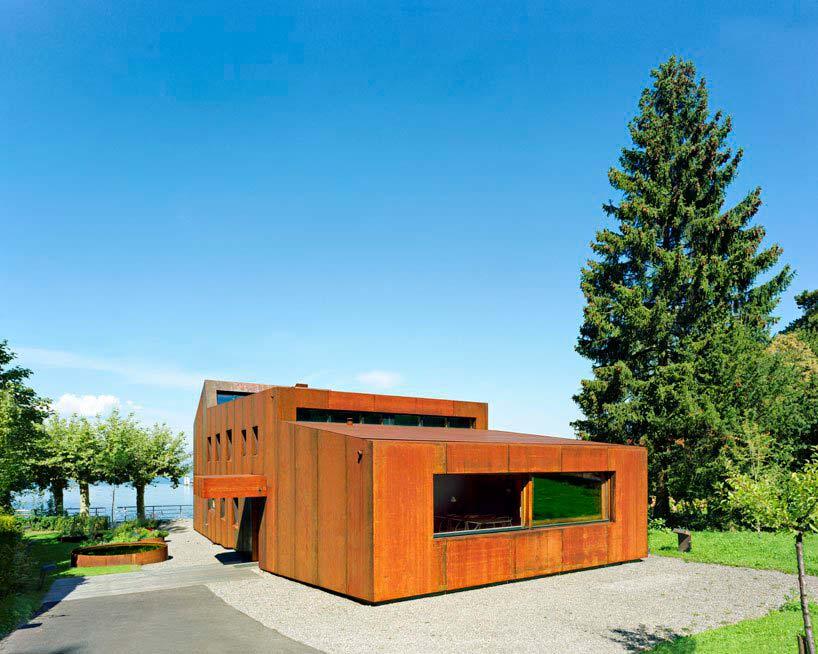 Дом с пятью спальнями на берегу Женевского озера