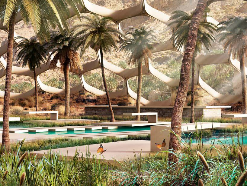 Центр охраны дикой природы Biodomes для развития экотуризма