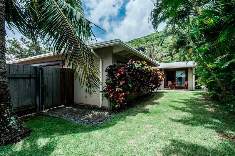 Дом-бунгало на Гавайях