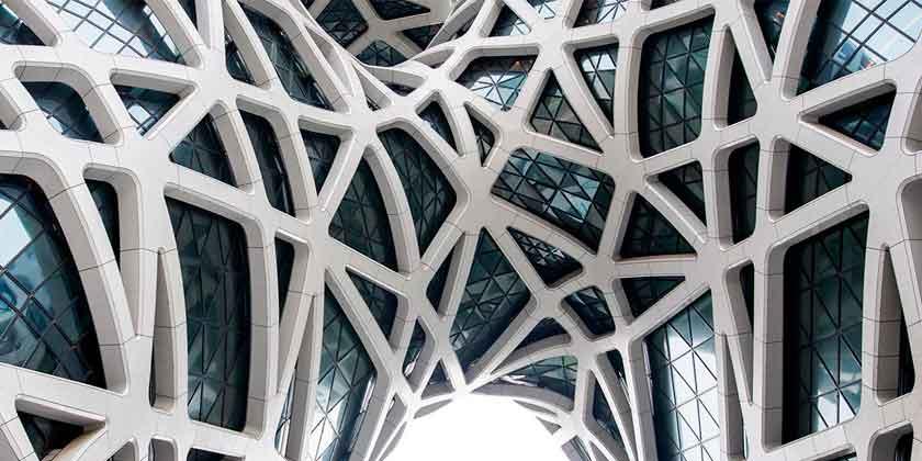 В Макао открылся отель Morpheus от Захи Хадид | фото