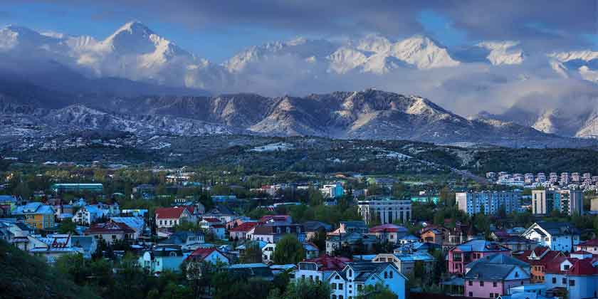 Анализ рынка недвижимости Алматы. Изменение цен на квартиры