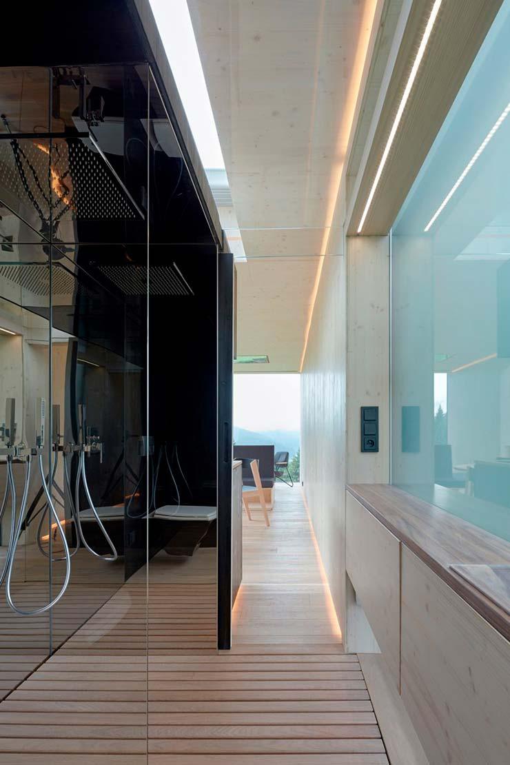 Фото внутри дома без комнат от ARK Studio