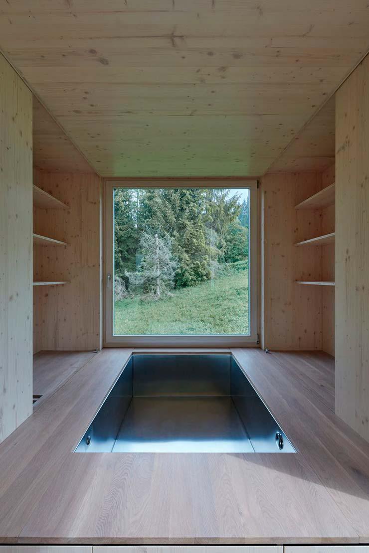 Дизайн интерьера дома без комнат от ARK Studio