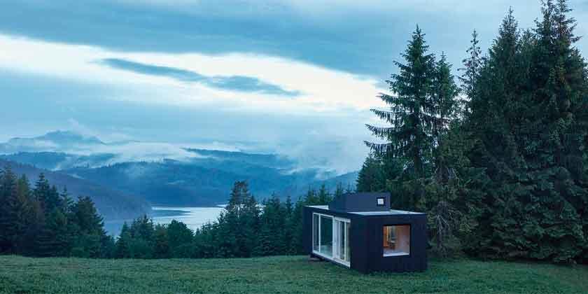 Дом без комнат от ARK Studio для безмятежной жизни | фото