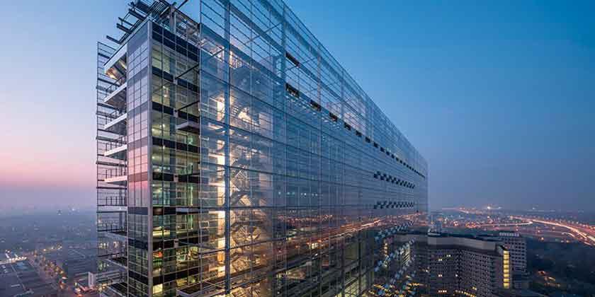 Жан Нувель построил новое здание ЕПВ в Дании | фото