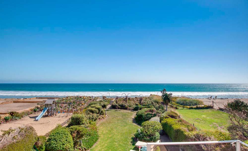 Дом с видом на океан Фрэнка Синатры