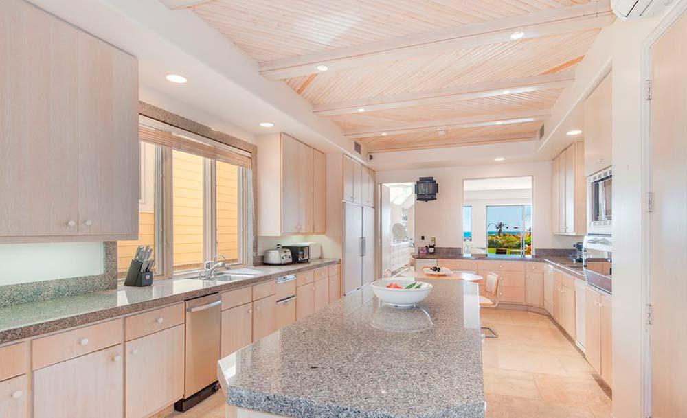 Кухня в доме Фрэнка Синатры