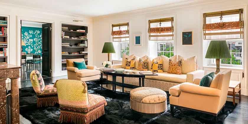 Телеведущий Мэтт Лауэр продал квартиру в Нью-Йорке