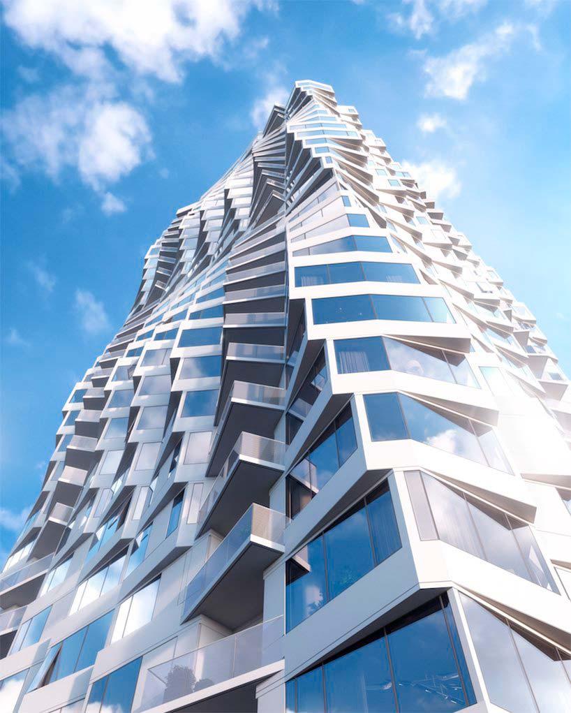 121-метровая башня MIRA в Сан-Франциско от Studio Gang