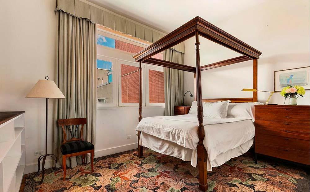 Гостевая спальня в квартире